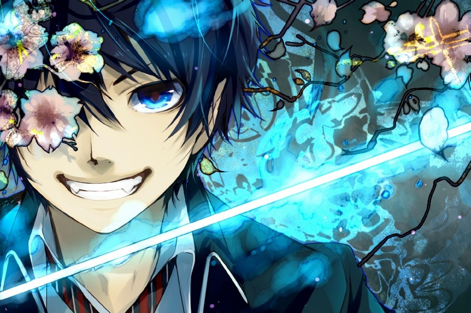 Anime time ao no exorcist - Rin wallpaper ...