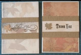 tarjetas para dar gracias accion de gracias