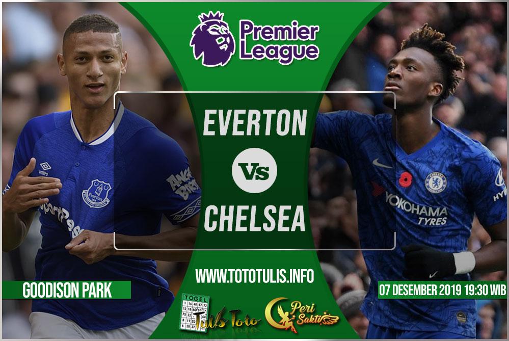Prediksi Everton vs Chelsea 07 Desember 2019