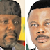 'Gov Okorocha, is a motor park governor, a shameless son, he has spit on his father's grave' - Gov Willie Obiano