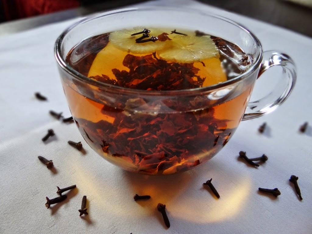 Herbata z goździkami