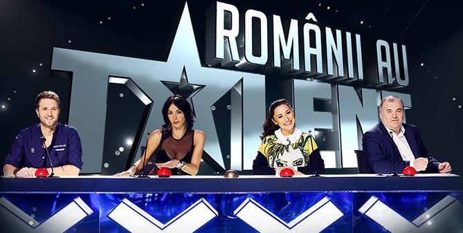 Romanii au talent sezonul 8 episodul 2 emisiune online din 23 februarie 2018