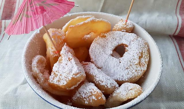 Frutta mista fritta