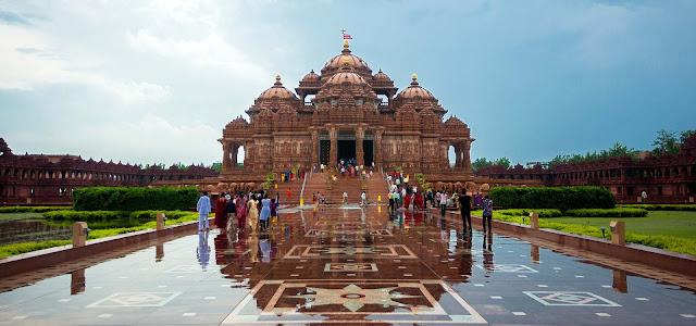 swaminarayan akshardham newdelhi - akshardham tour packages, akshardham darshan, air ticket to delhi, aksharonline.com, akshar infocom, 8000999660, 9427703236