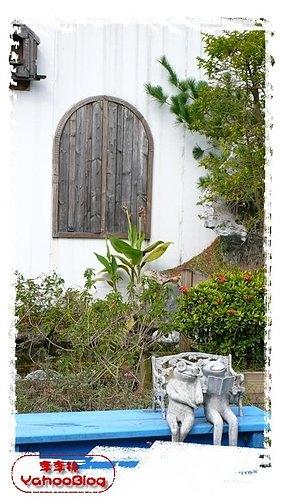 伍月天休閒景觀莊園|皮克藍門地中海餐廳