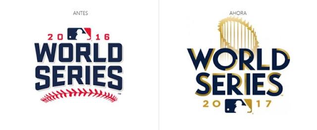Nuevo logo de la Serie Mundial de Beisbol 2017