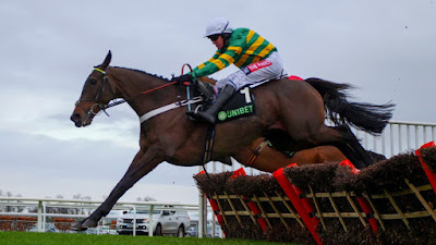 Buveur d'Air seizes the Champion Hurdle