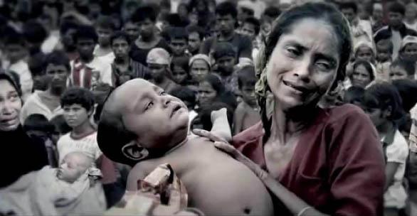 Pengadilan Internasional Vonis Myanmar Lakukan Genosida Terhadap Rohingya