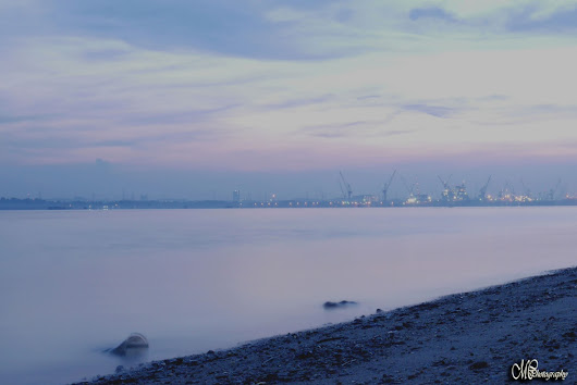 Sembawang Beach Sunrise