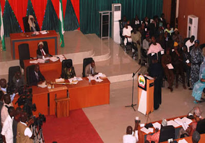 Ekiti Assembly Rejects Governorship Election Results