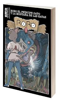 RORO El Príncipe Gato y la Montaña de las Ratas | Libro a la venta | LITERATURA JUVENIL FANTASIA | Portada
