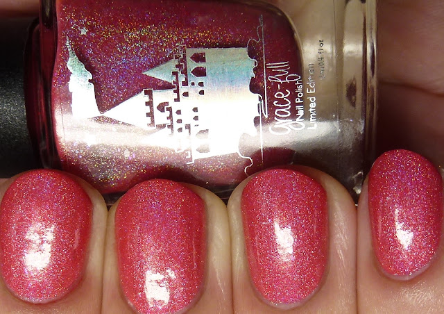 Grace-full Nail Polish Coral Castle