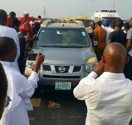 Man Jumps To Lagoon On Third Mainland Bridge