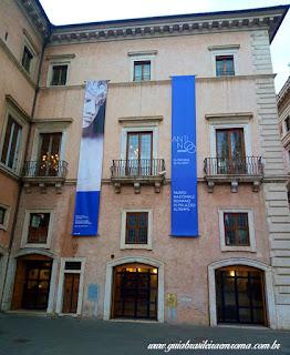 Palácio Altemps, Museu de Roma com guia de turismo