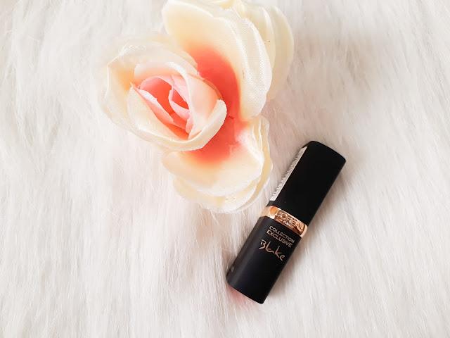 L'Oreal Colour Riche Lipstick in 402 Blake's Red