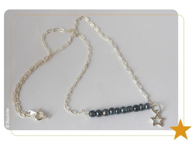 collier, bijoux, DIY, bouinite, la perle des loisirs