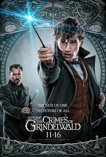 Fantastic Beasts: The Crimes of Grindelwald First Look Poster 2
