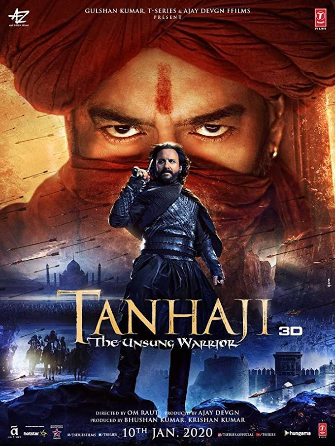 Tanhaji: The Unsung Warrior Full HD Movie Download 2020
