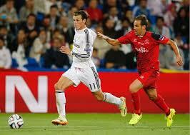 Real Madrid vs Sevilla FC