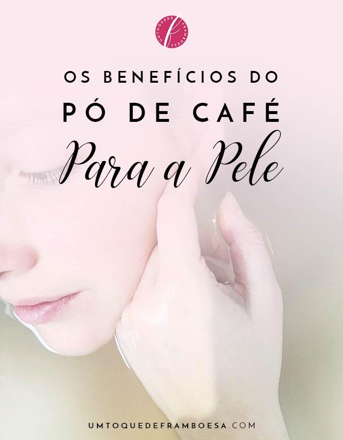Aproveite ao máximo o café mesmo depois de passado, conheça os benefícios do pó de café para a pele e como usá-lo