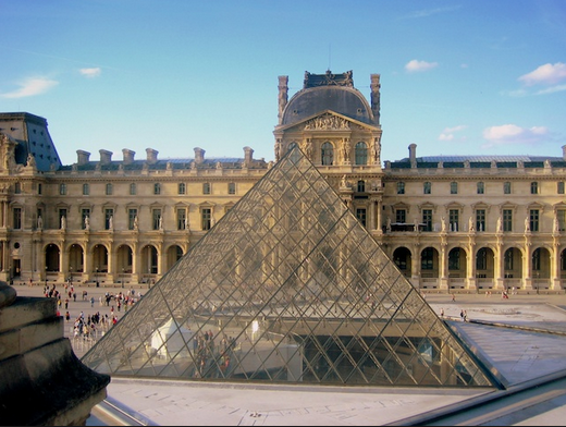 The Louvre Palace