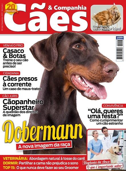 Cães & Companhia – Nº 246 Novembro (2017)