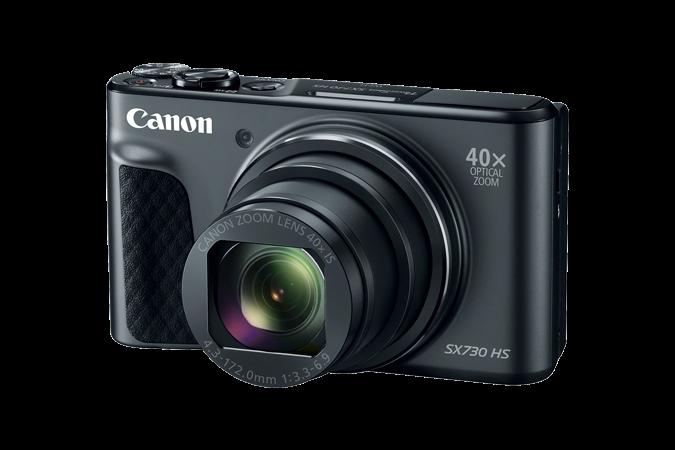 Canon Luncurkan PowerShop SX730 HS dengan 40x Zoom