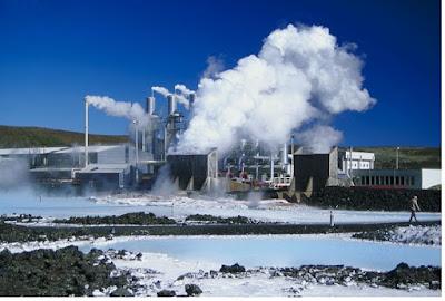 Geothermal sebagai sumber energi - pustakapengetahuan.com