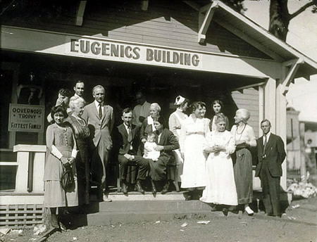 Eugenics refers to methods of improving the hereditary qualities of a race or breed Eugenics