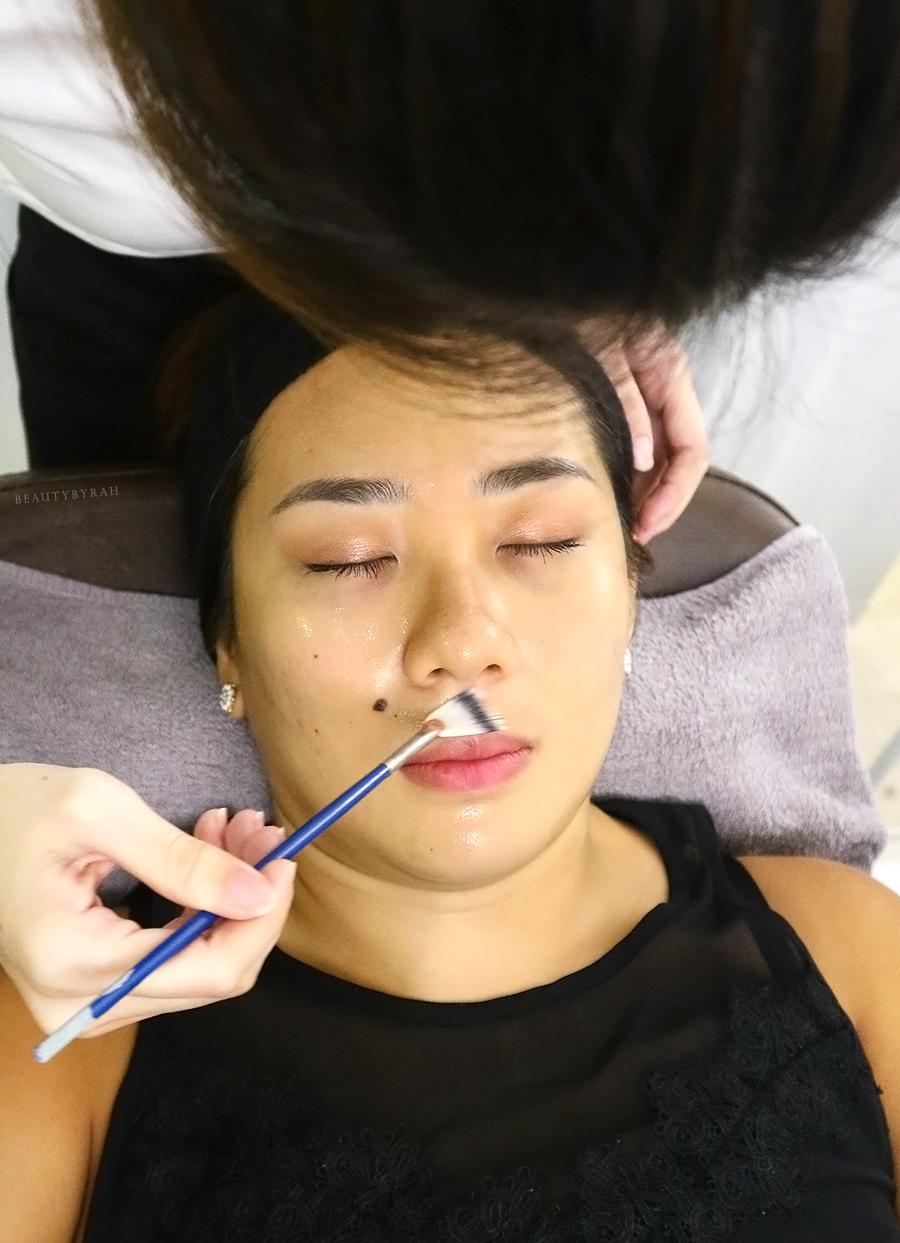 Sugar K Organic Express Peel and Red Carpet Eye Treatment Review