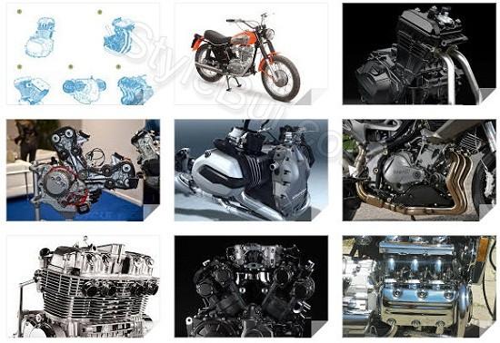 Hướng dẫn phân biệt các loại động cơ môtô
