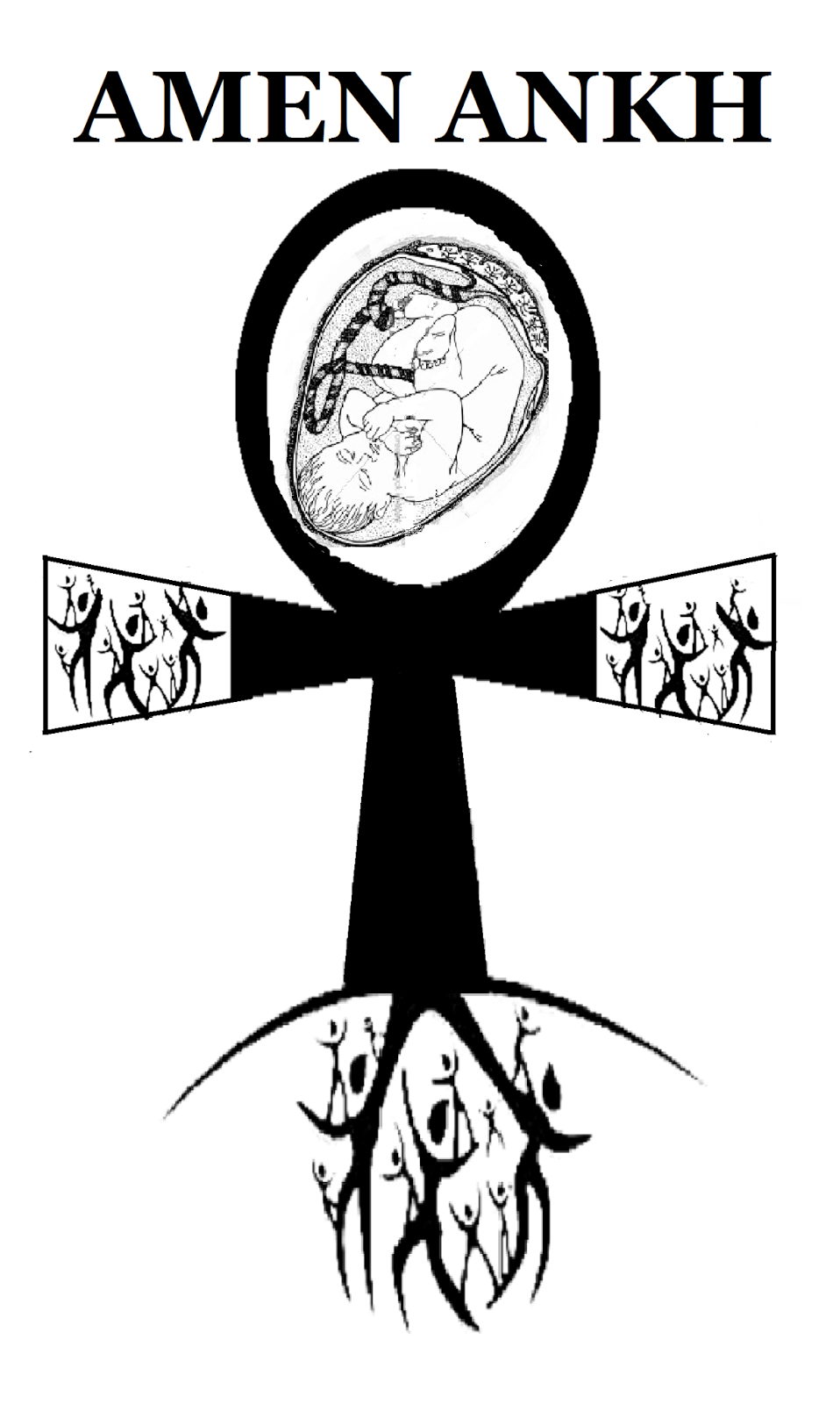 Nutas Ankh Ankh The Kemetic Womb Of Mankind And Symbol Of Eternal Life