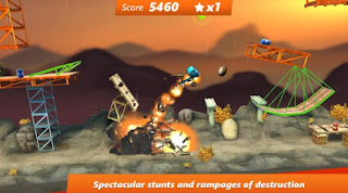 Bridge Constructor Stunts Mod Apk2