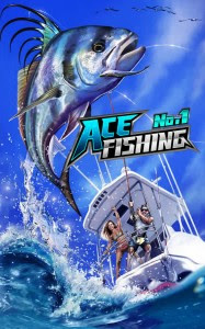 Ace Fishing Wild Catch Mod Versi 2.5.4 Apk Full Terbaru