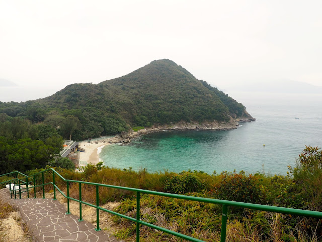 Hap Mun Bay, Sharp Island, Hong Kong