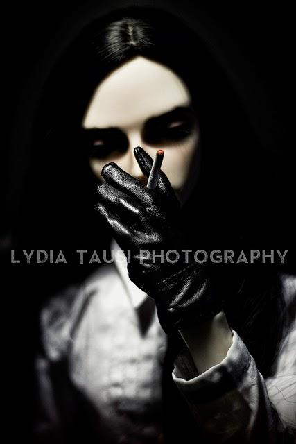 El arte  de: Lydia Tausi.
