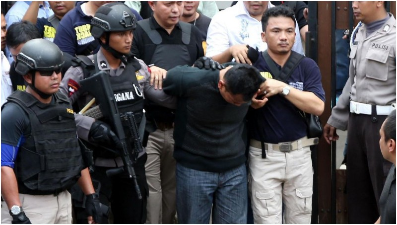 Pelaku pencurian bersenpi diamankan polisi di Pondok Indah