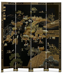 Chinoiserie Style Screen