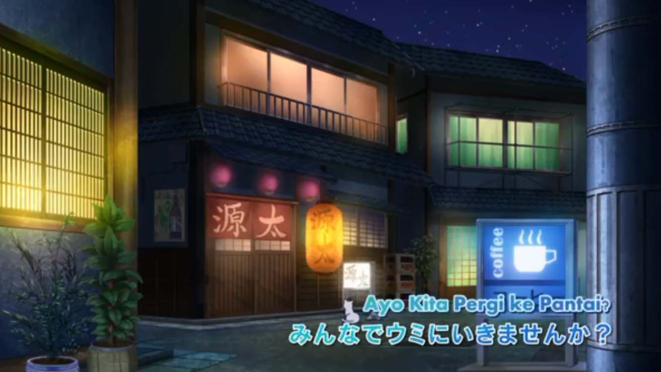 Sora To Umi No Aida Episode 4 Subtitle Indonesia