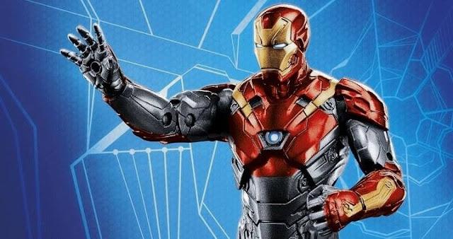 Armadura de Iron Man en Spider-Man: Homecoming