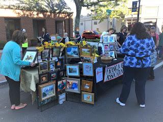"Franklin Art Association:""Autumn Splendor"" Fall Art Exhibition"