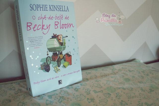 resenha do livro o cha de bebe de becky bloom