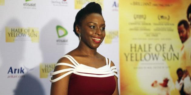 Chimamanda Adichie disagrees with Buhari on Nigeria
