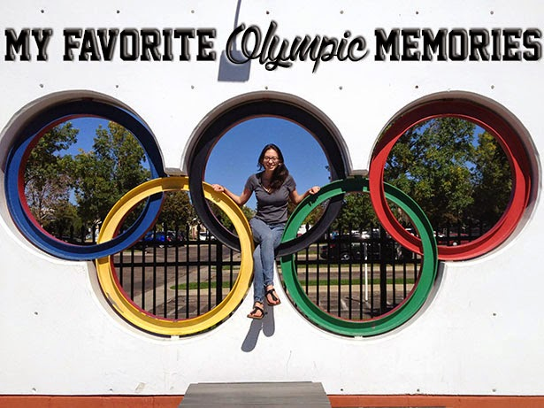 My favorite Olympic memories