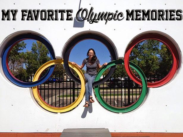 My favorite Olympic memories
