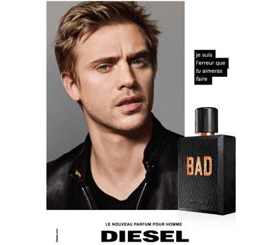Échantillon Gratuit Parfum BAD Diesel !
