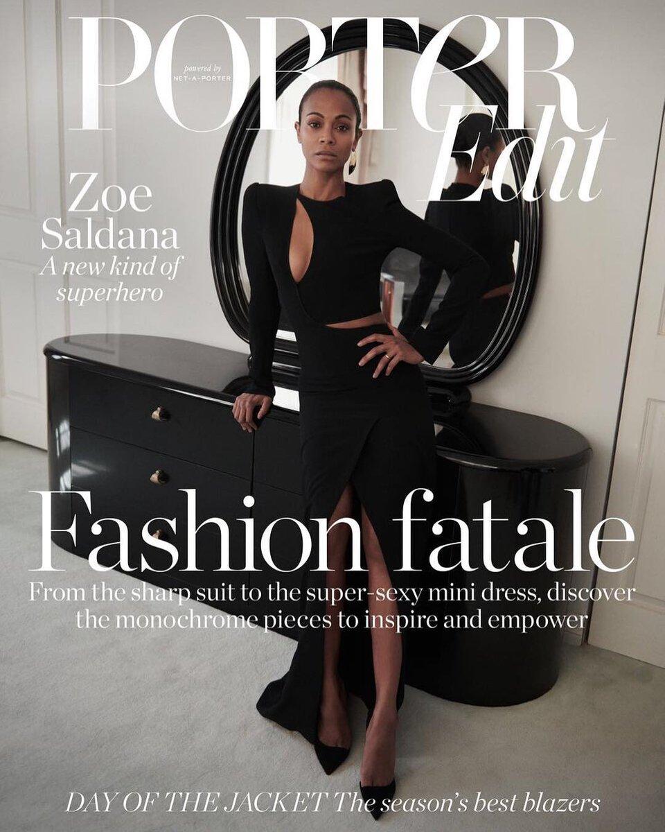 Magazine Cover Girls - Fashionably Fly
