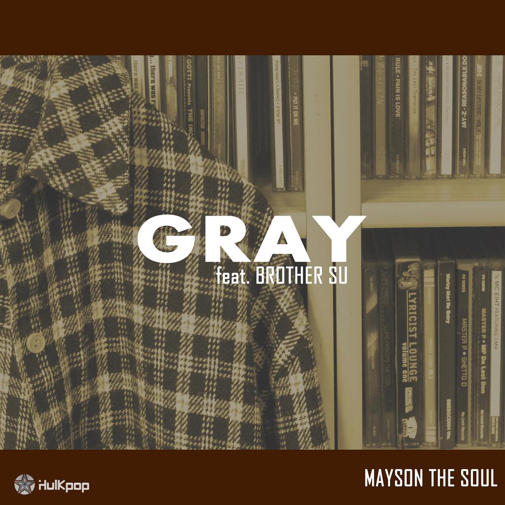 [Single] Mayson The Soul – Gray