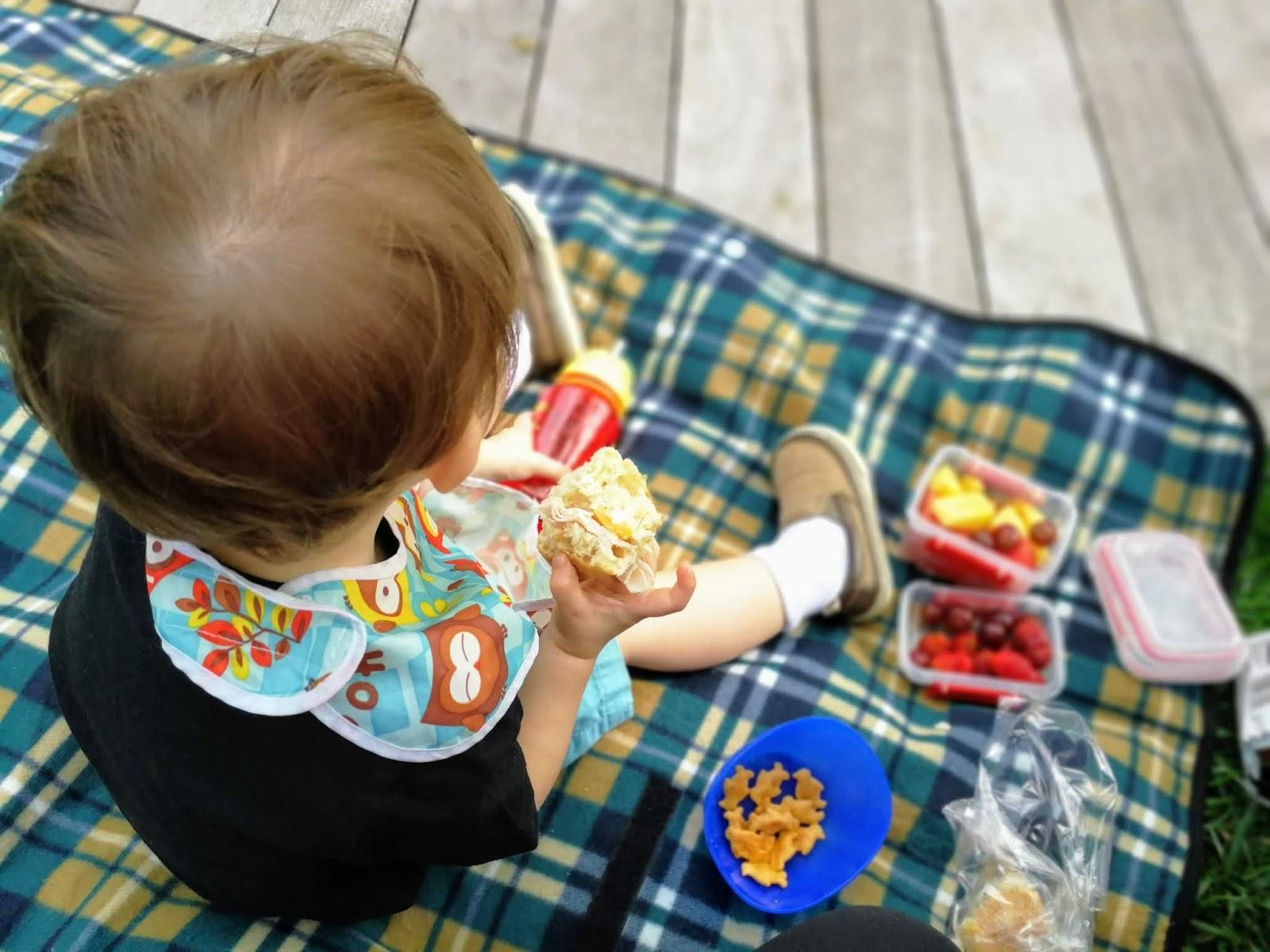 Outdoor activities with kids