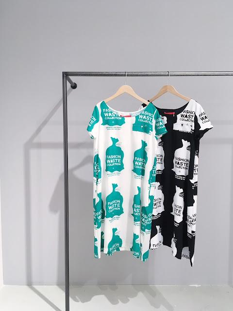 mintdesigns【ミントデザインズ】BIG RIBBON DRESS/PRINT DRESS◆エイティエイト eighty88eight 綾川 香川県・新居浜 愛媛県